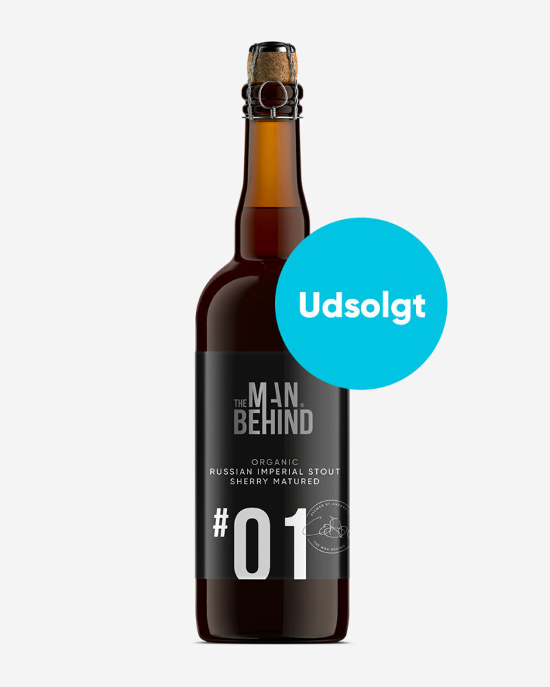 TMB #01 Russian Imperial Stout - sherry matured