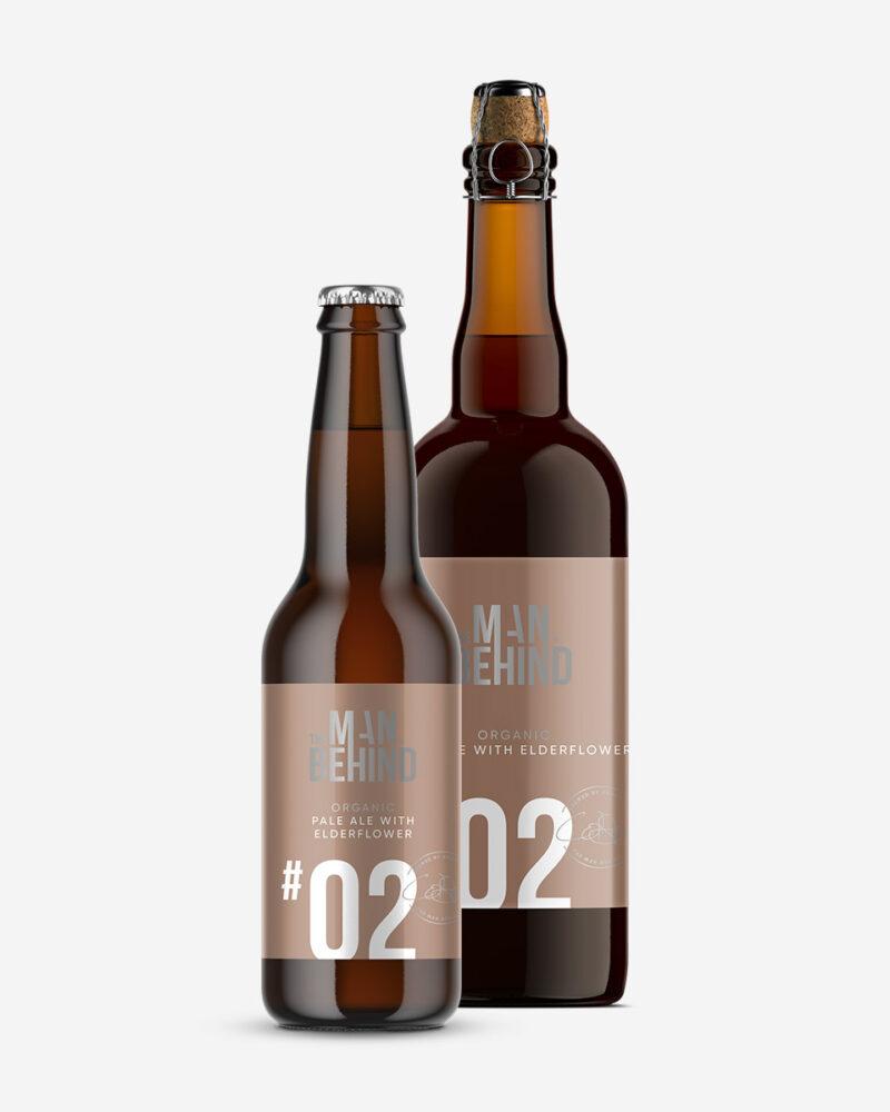 TMB #02 Pale Ale With Elderflower