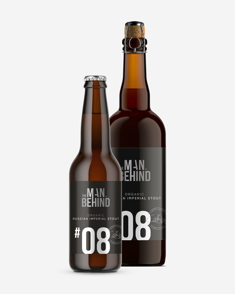TMB #08 Russian Imperial Stout