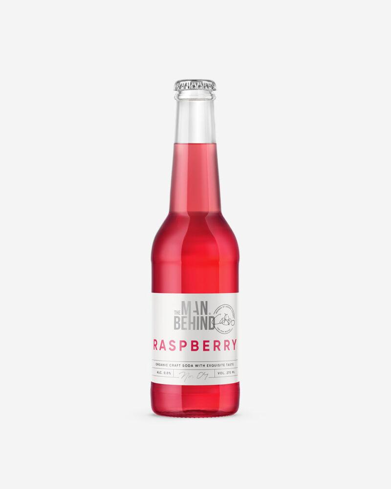 TMB Raspberry soda